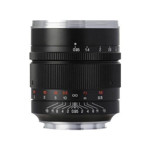 PEEDMASTER 50mm F0.95 III Lマウント