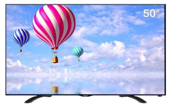 sharp LCD TV