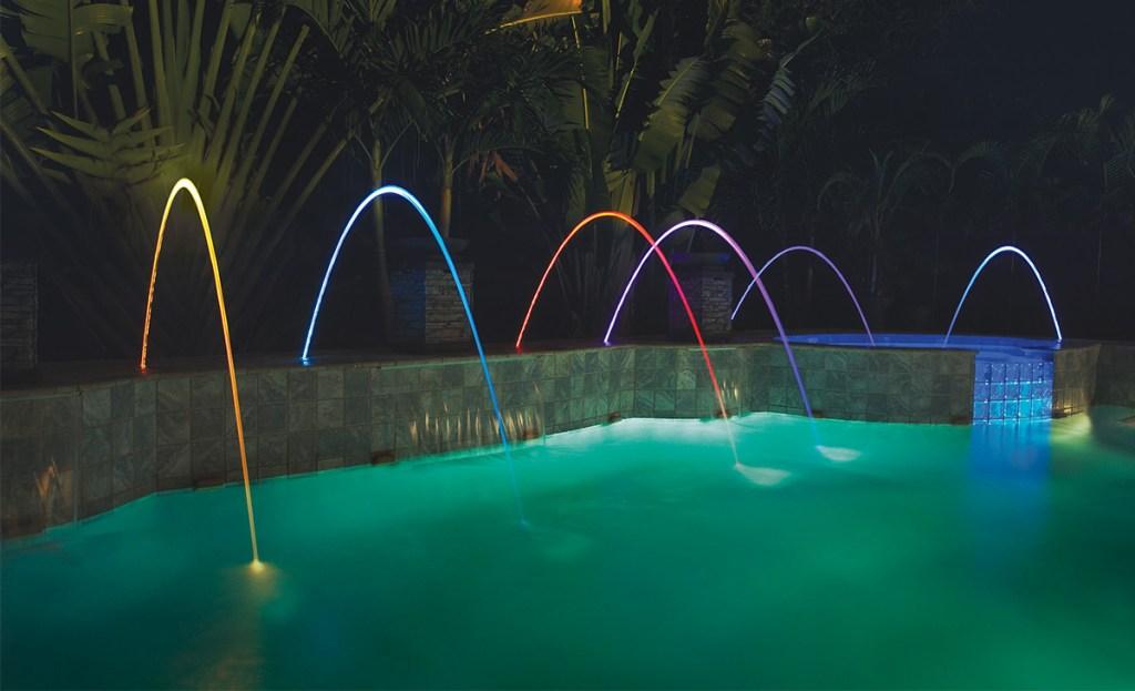 Pool Lights St Lawrence Pools
