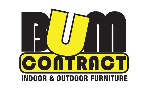 Bum Contract indoor and outdoor furniture logo