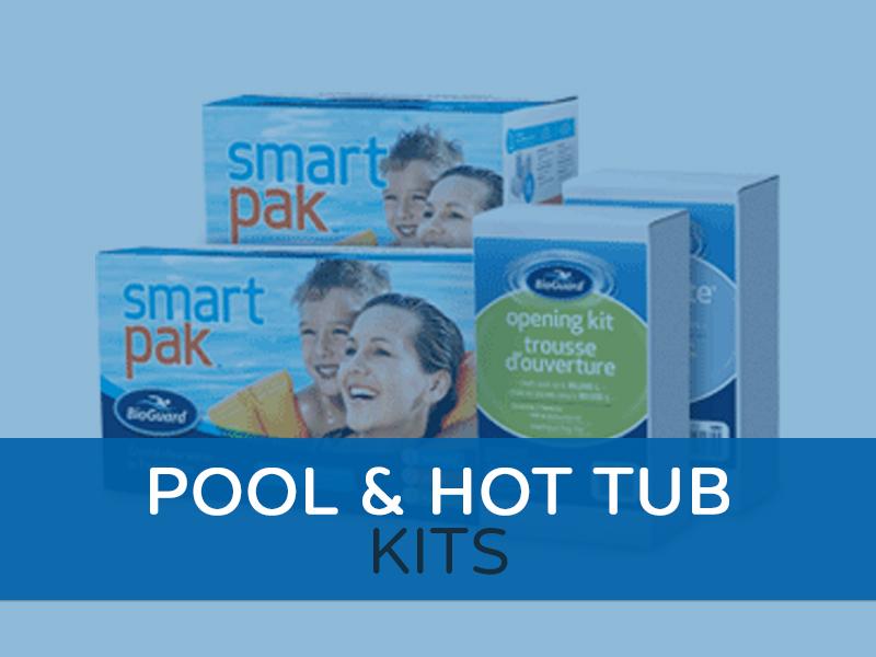 Pool & Hot Tub Kits