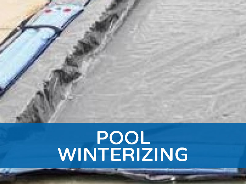 Pool Winterizing