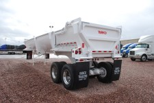 2013 Ranco End Dump Semi Trailer