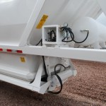 Modern USA Dragon Products Ranco Belly Dump Trailer