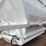 Ranco Trailer Belly Dump Gates and Ram