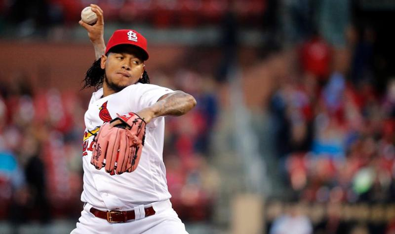 Carlos Martinez hits DL with shoulder sprain; O'Neill and Webb recalled