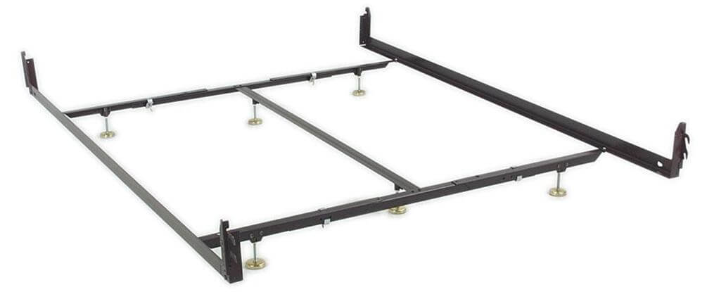 Hook-On Low Profile Rail With Center Support (King