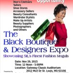 The Black Boutique and Designers Expo