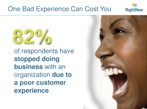 6 Tips On Bouncing Back From Bad Customer Service