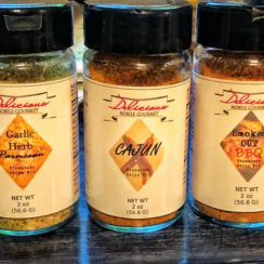 Delicious Gourmet Spices