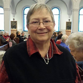 Sister Nancy Marsh, CSJ