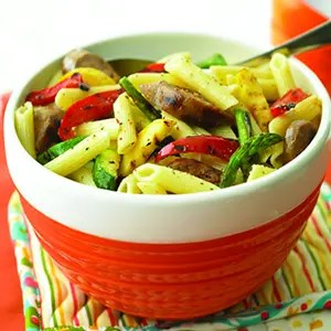 Grilled_Sausage-and-Summer_Vegetable_Pasta
