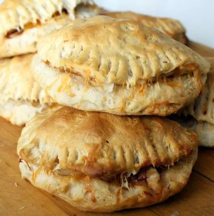 BBQ Chicken Pockets