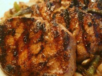 Recipe for Jammin Jerk Pork Chops