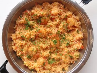 Recipe for Cajun Shrimp and Rice - This dish has become one of my favorites, and I try to include it on our menu as often as I can. If you like Cajun seasoning, then you have to try it out.