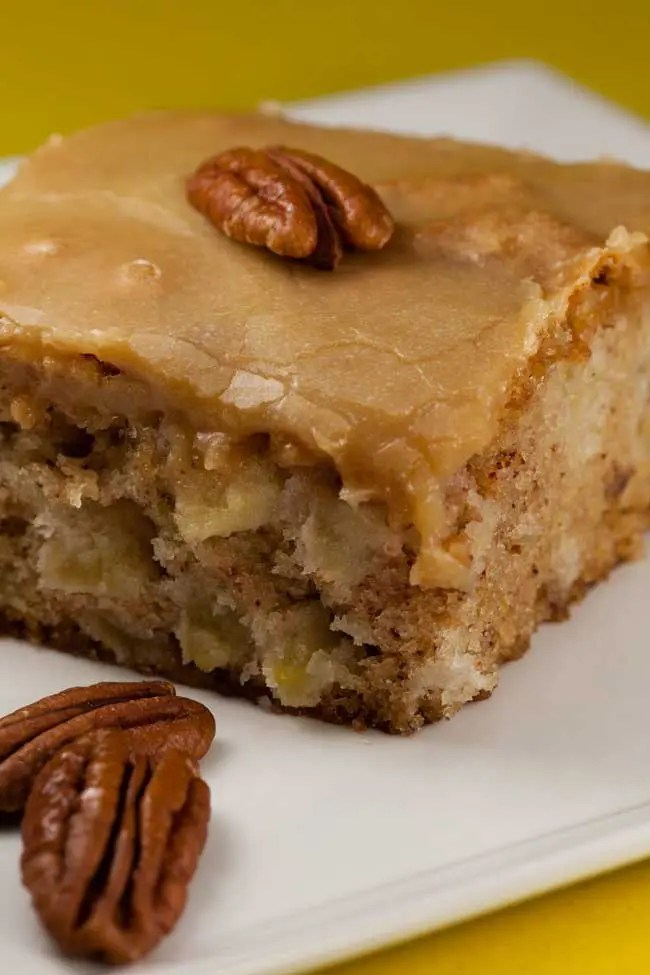 Apple Cake – STLcooks Best of 2013 – Number 12