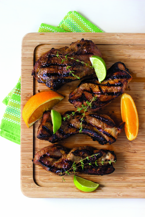 Country-Style Pork Ribs with Mojo