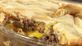 Recipe for Cheeseburger Pie