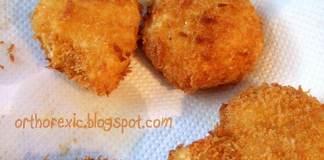 Recipe for Potato Croquettes
