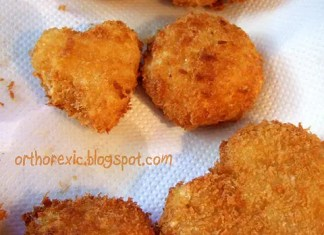 Recipe for Potato Croquettes