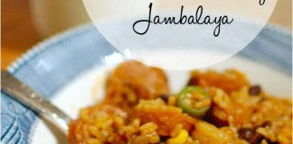 Recipe for Easy Shrimp and Italian Sausage Jambalaya