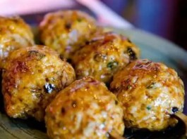 These Indian-style meatballs are bite-sized morsels of awesome. Perfect as an entree or appetizer.