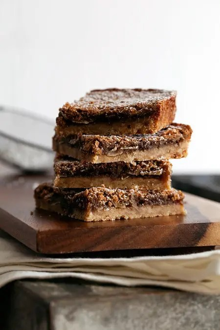 Mocha Dream Bars