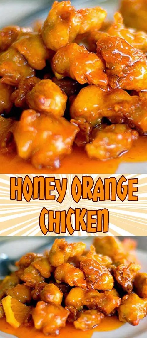 I just tried this Honey Orange Chicken recipe and it was wonderful. I love the honey-ginger-orange juice combination. I would definitely try this again. #chicken #dinnerideas