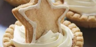 Recipe for Superstar Eggnog Tarts
