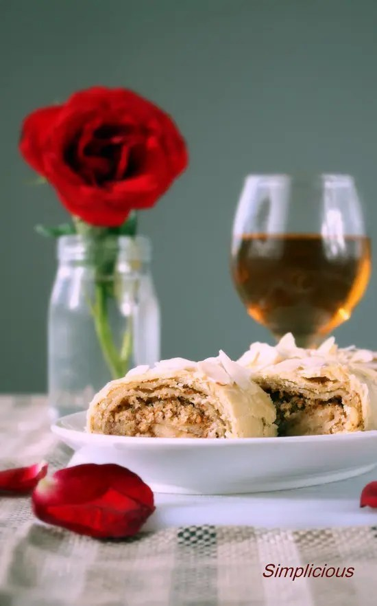Recipe for Apple Strudel