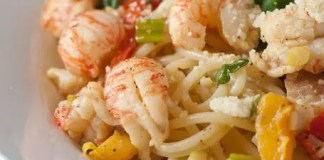 Recipe for Cajun Lobster Pasta