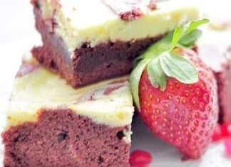 Recipe for Red Velvet Brownies