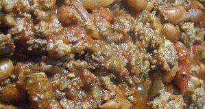 Recipe for Classic Chili Con Carne