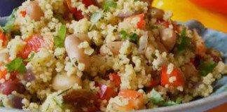 Recipe for Couscous Salad