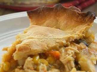Recipe for Crock Pot Chicken Pot Pie