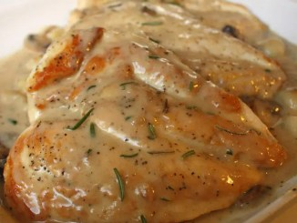 Recipe for Chicken with Forty Cloves of Garlic