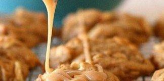 Recipe for Marvelous Maple-Glazed Apple Cookies