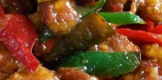 Recipe for Classic Sweet and Sour Pork