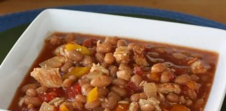 Recipe for Tex Mex Turkey Chili
