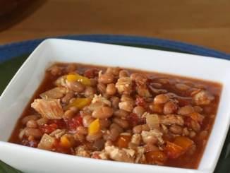 Recipe for Tex Mex Turkey Chili