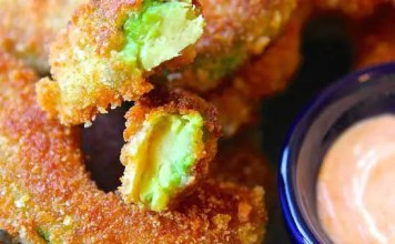 Recipe for Amazing Avocado Fries - A fun new way to eat amazing and delicious avocados. As if you need another excuse right? Well, that's what I thought too....