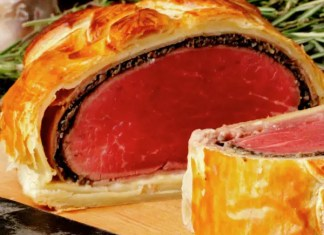 Recipe for Beef Wellington