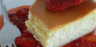 Recipe for Copycat Juniors New York Cheesecake