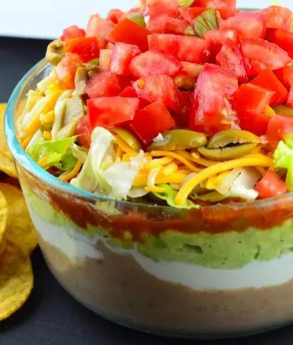 7-layer Party Dip