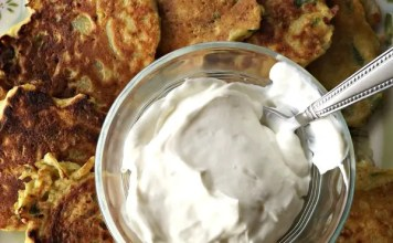 Recipe for Zucchini Fritters