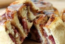 Recipe for Bacon Cinnamon Rolls