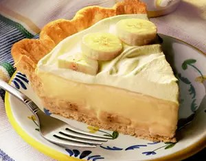 Recipe for Classic Banana Cream Pie