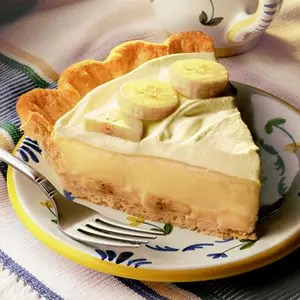 Classic Banana Cream Pie
