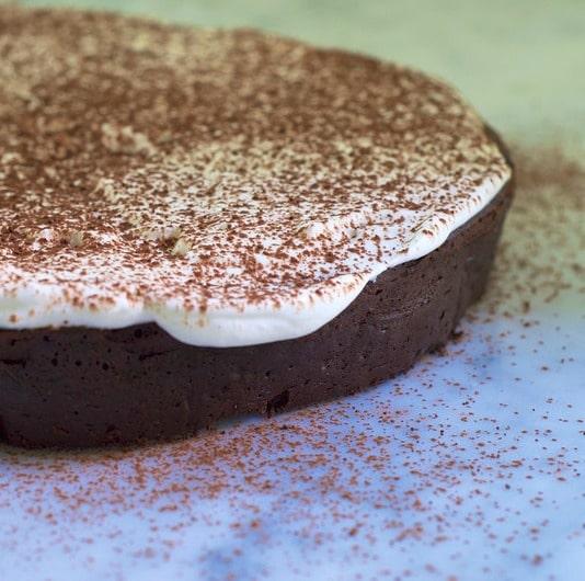 Flourless Dove Dark Chocolate Lovers Cake