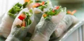 Recipe for Easy To Make Spring Rolls